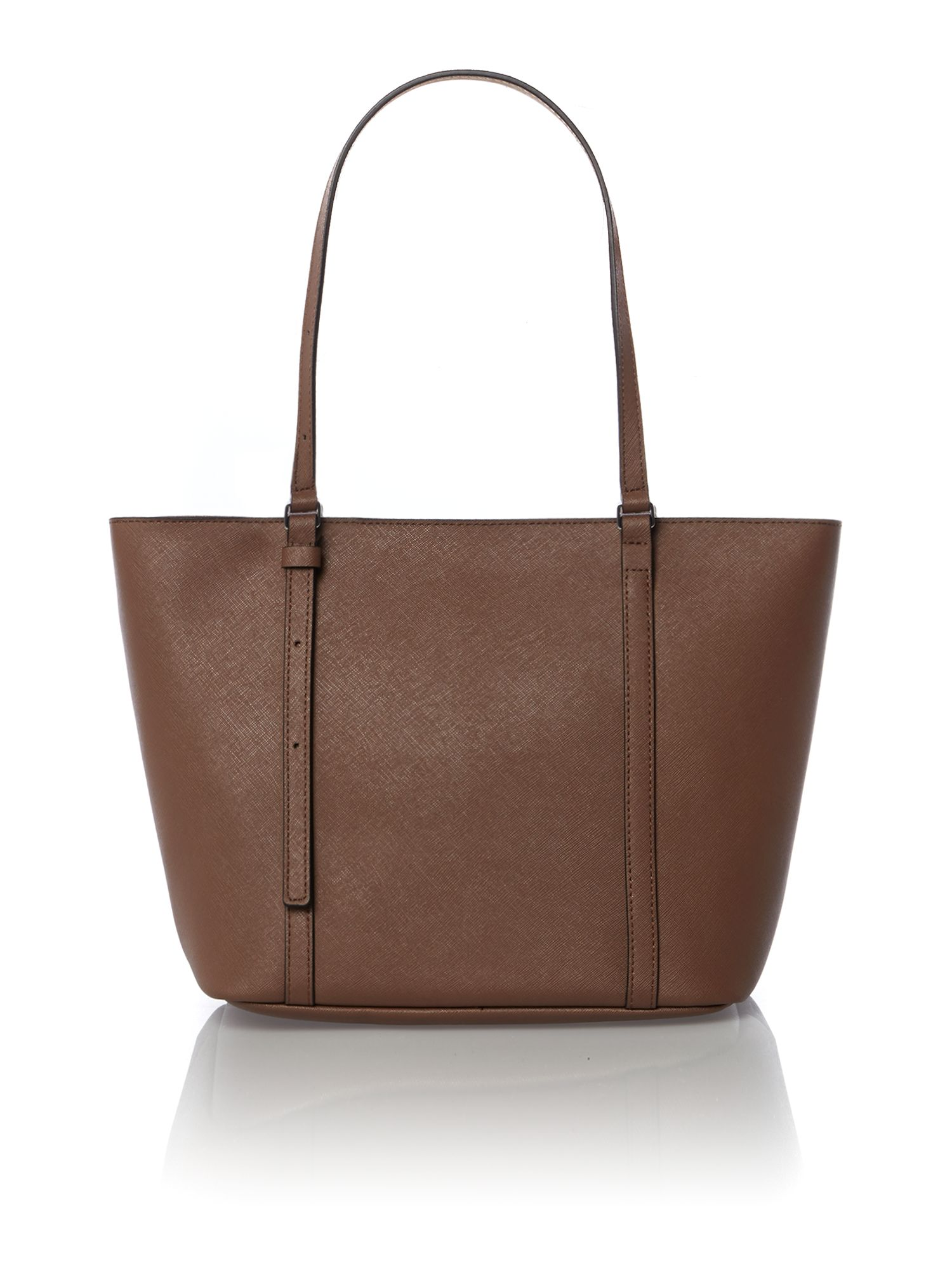 Sofie taupe medium tote bag