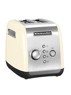 KitchenAid 2-slot Toaster Cream