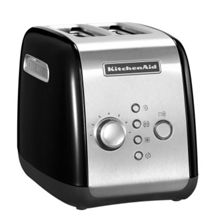 KitchenAid 2-slot Toaster Black