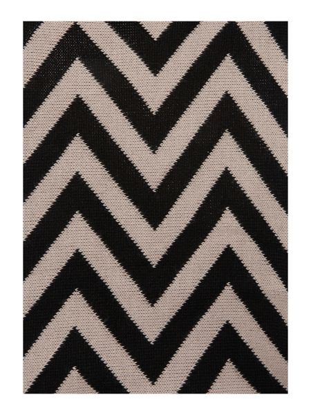 Linea Chevron stripe snood