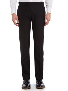 Kenneth Cole Dusk satin-trim tuxedo trousers