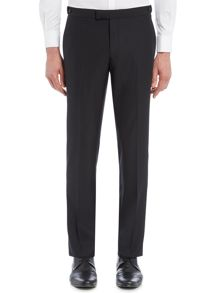 Kenneth Cole Slim Fit Dusk Satin Trim Suit Trouser