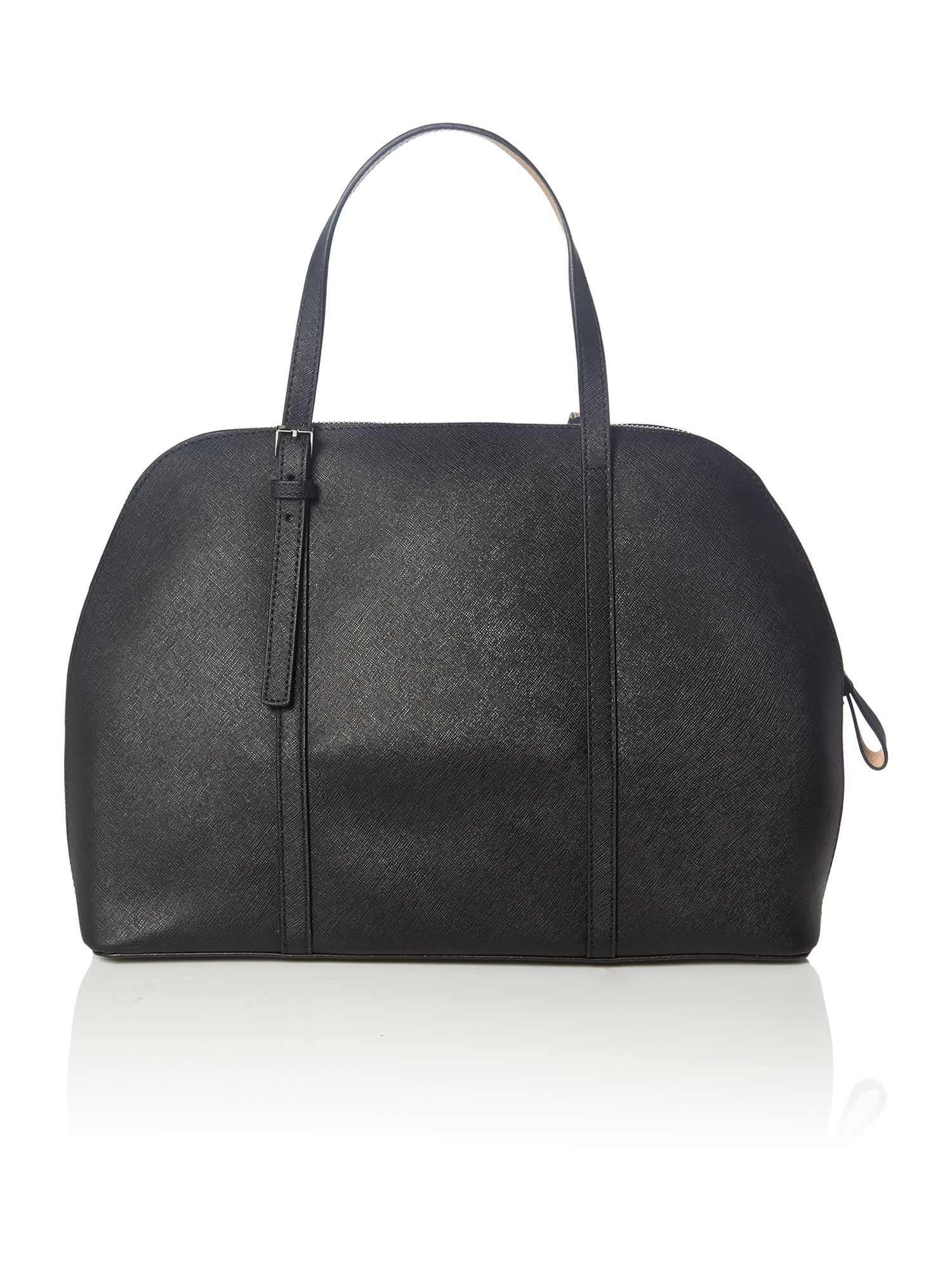 Sofie black dome bag