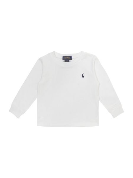 Polo Ralph Lauren Boys Classic Jersey T-Shirt With Small Pony