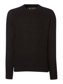 Riley soft texture knit