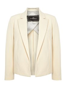 Animah cream jacket
