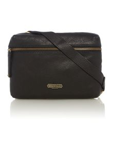 Sapiston black crossbody bag