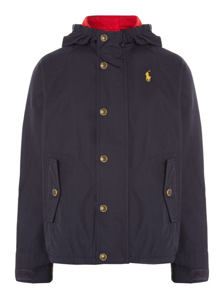 Polo Ralph Lauren Boys showerproof jacket with fleece lining