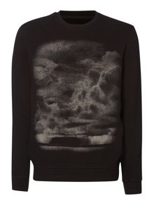 Larrington Graphic Sweat