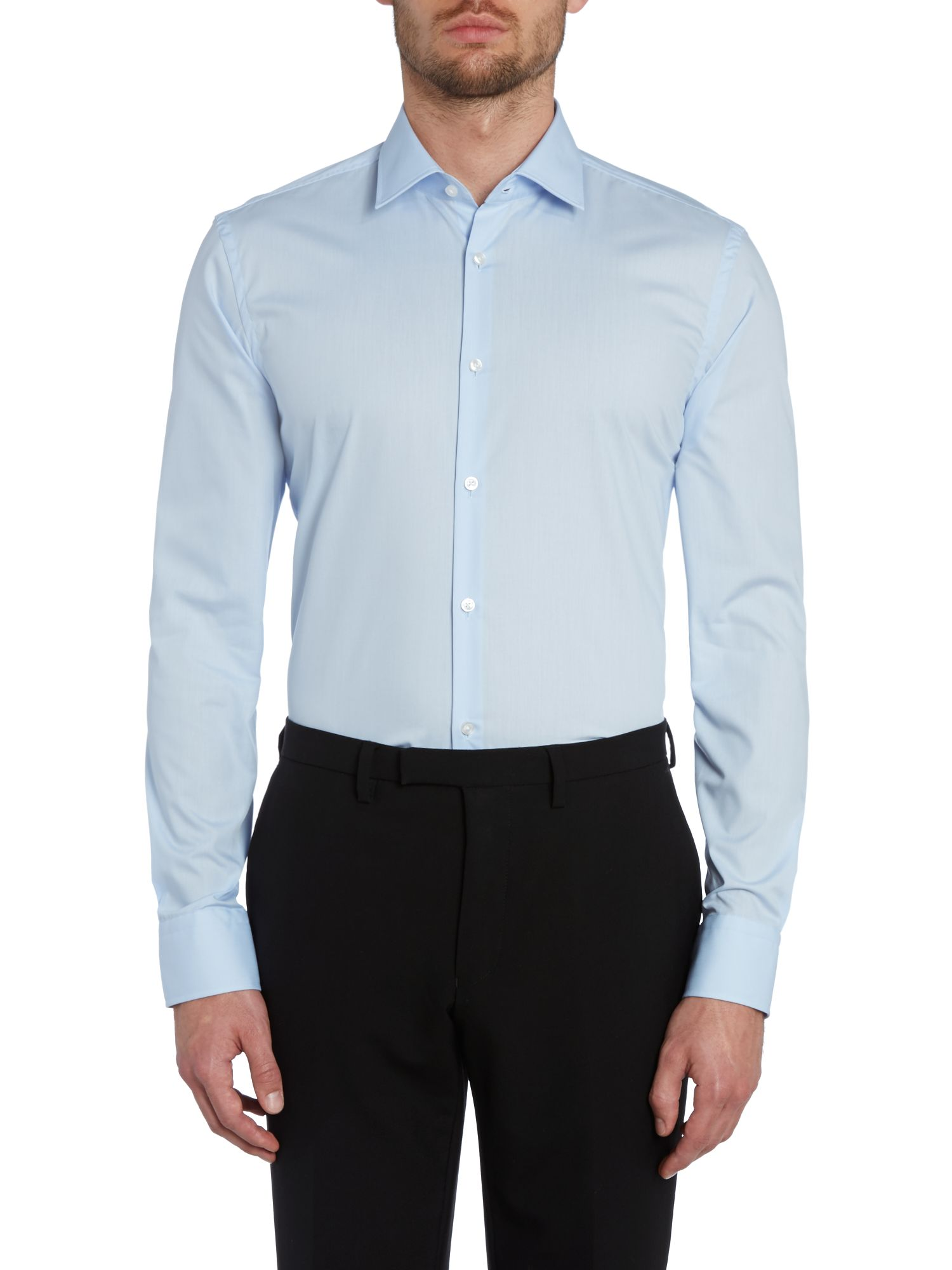 Jenno slim fit shirt
