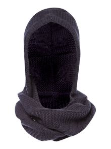 Cable Knit Hooded Snood