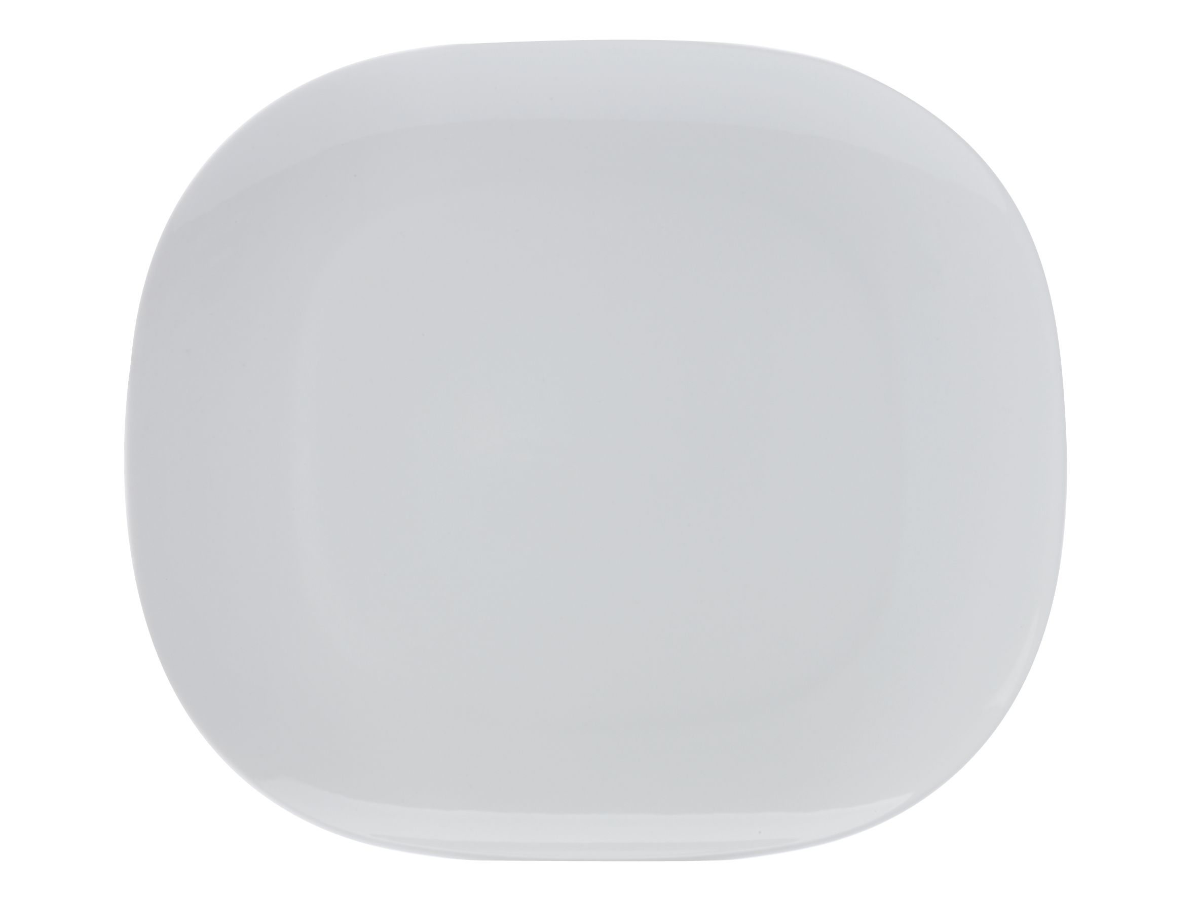 Bisou Side Plate white