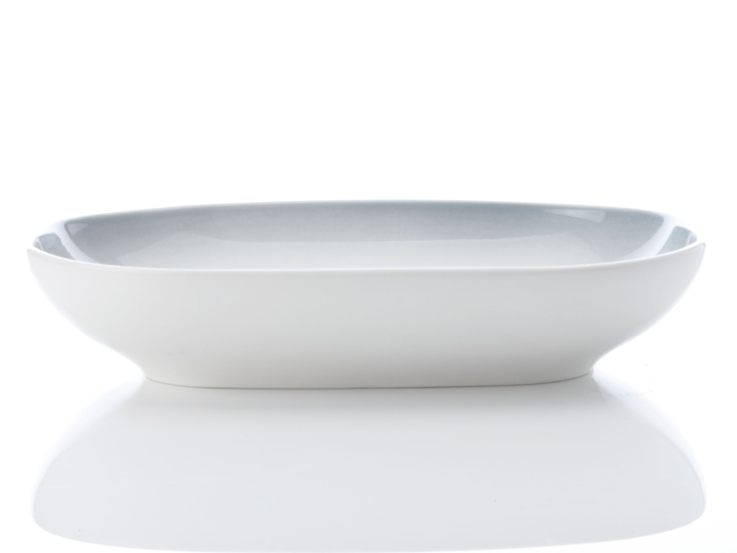 Bisou Soup Bowl Grey