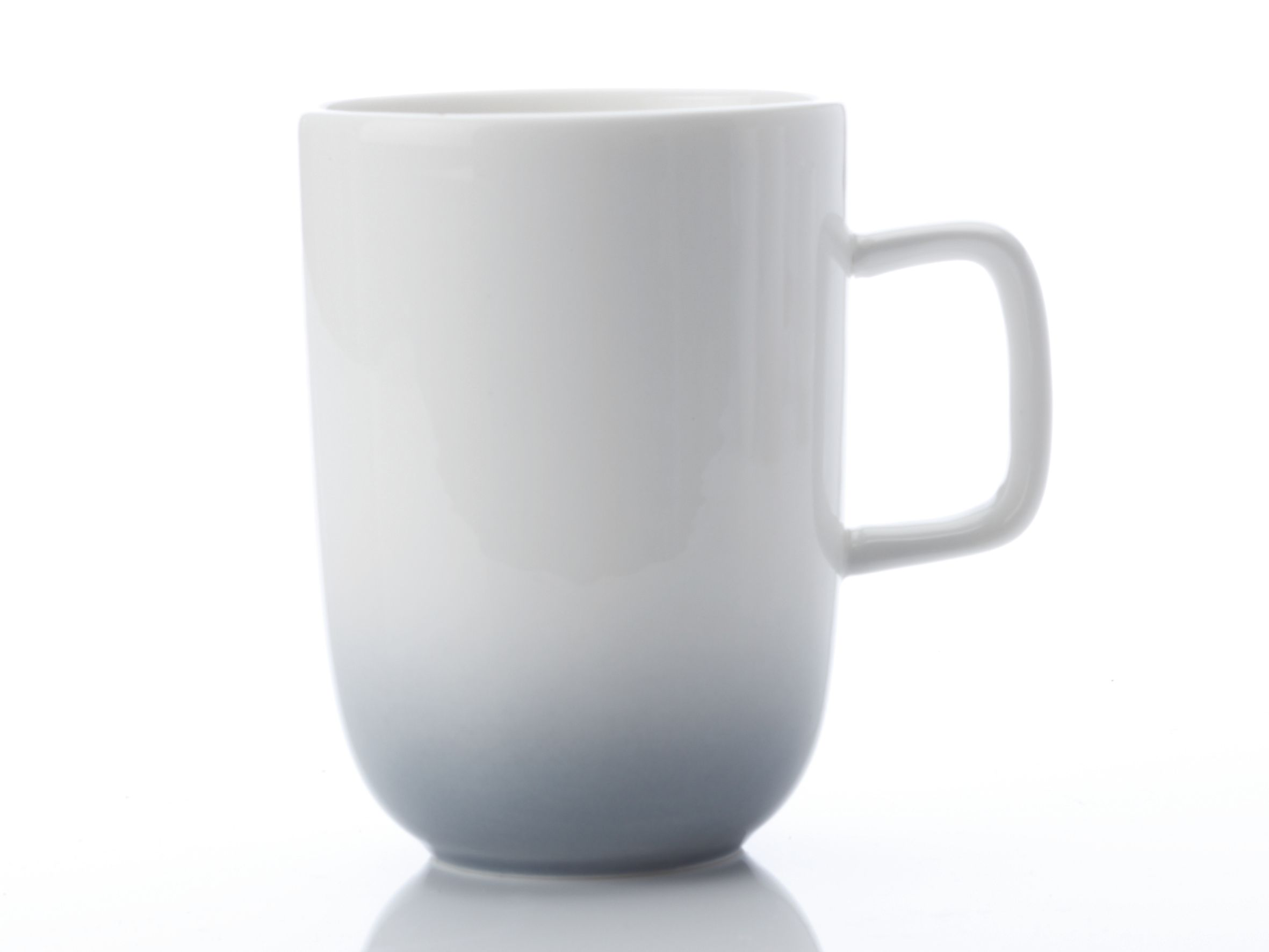 Bisou Mug Grey 300ml