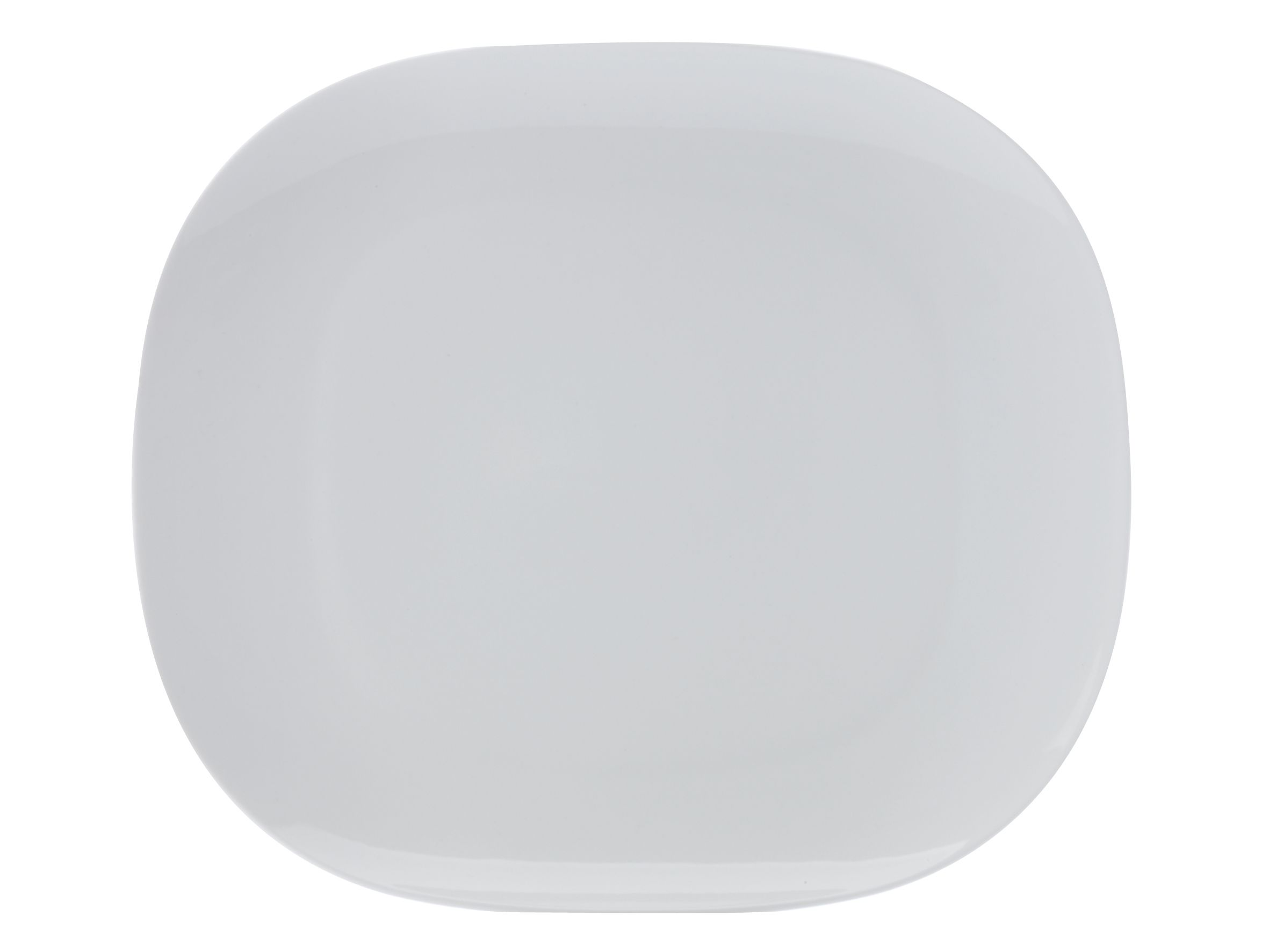Bisou Dinner Plate White