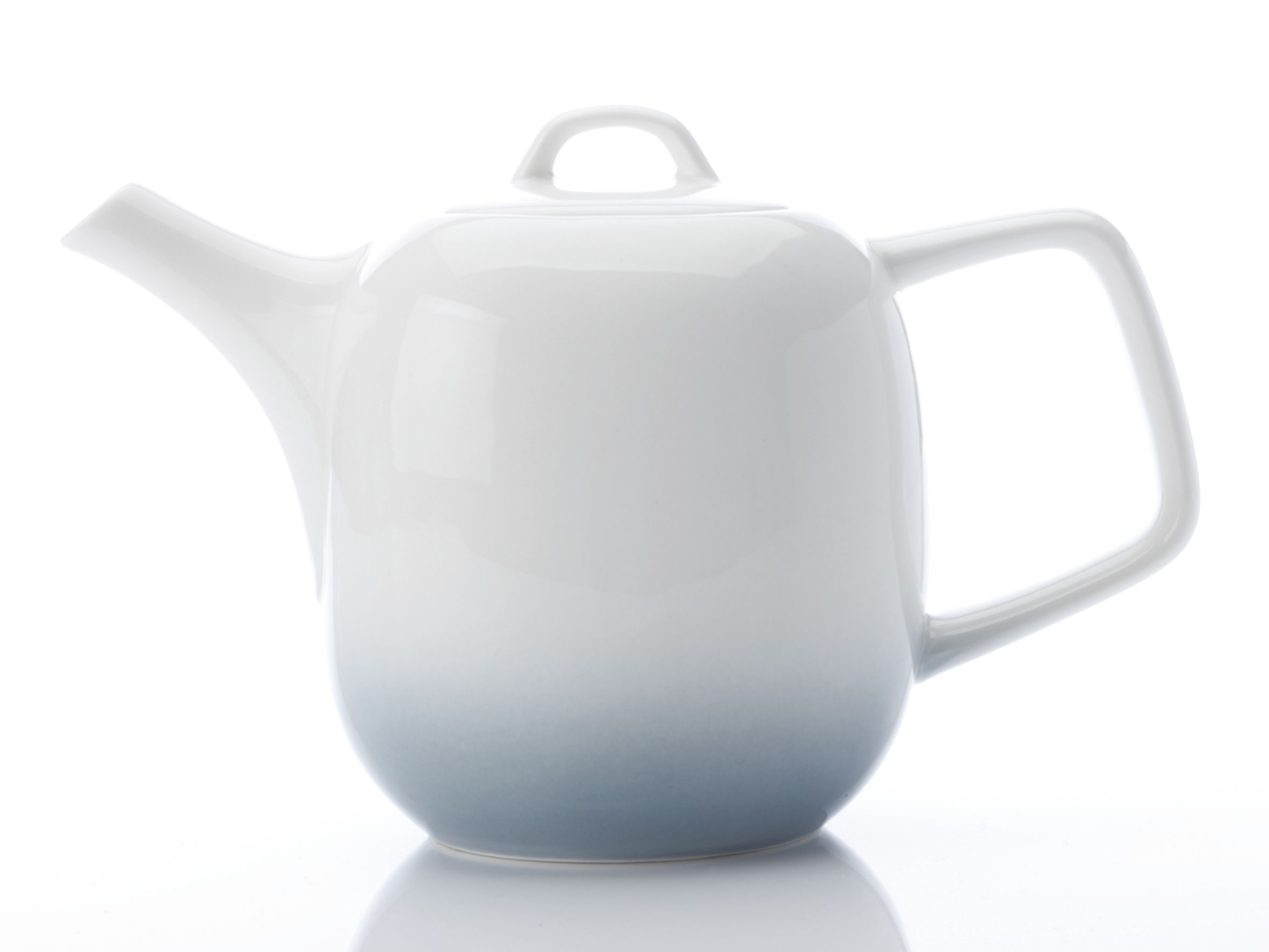 Bisou Teapot 1l grey
