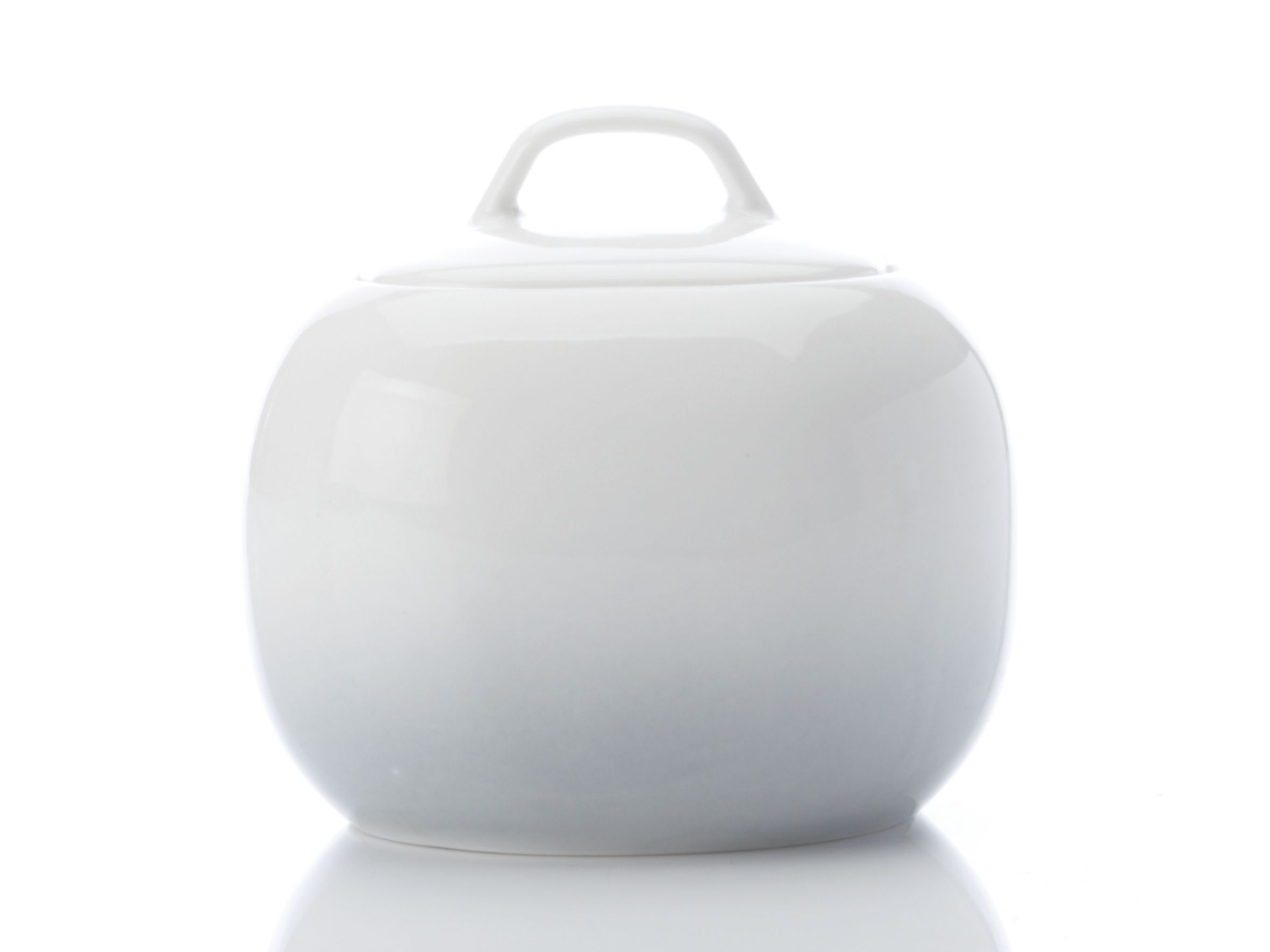 Bisou Sugar Bowl Grey