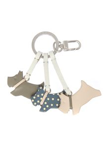 Grey on the run key ring