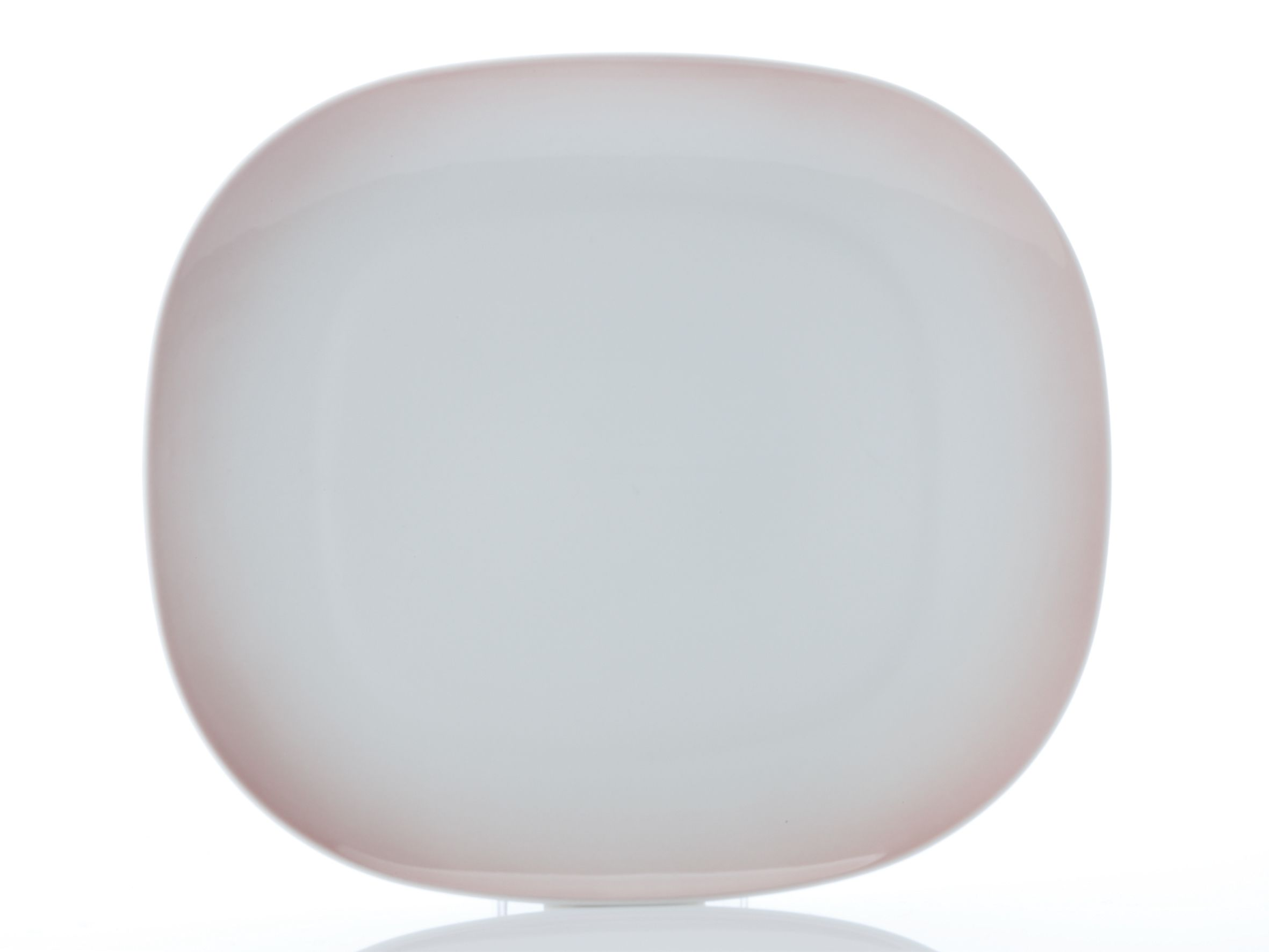 Bisou Side Plate Pink