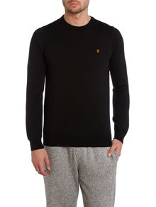 Mullen basic crew neck knit