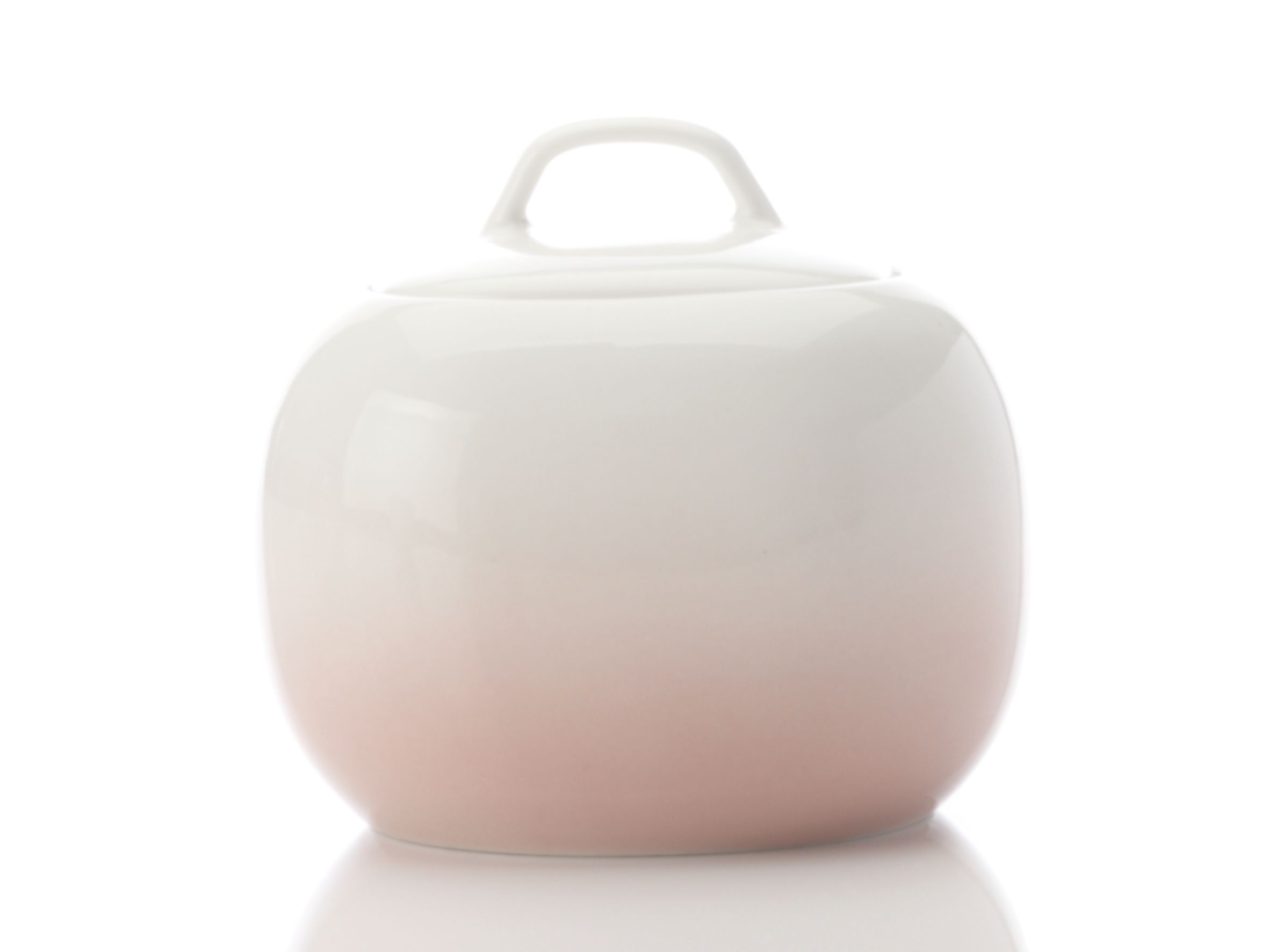 Bisou Sugar Bowl Pink