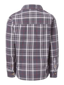 Boy`s jumbo check shirt