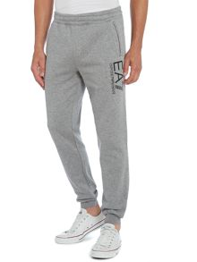 Train big logo fleece tracksuit bottoms