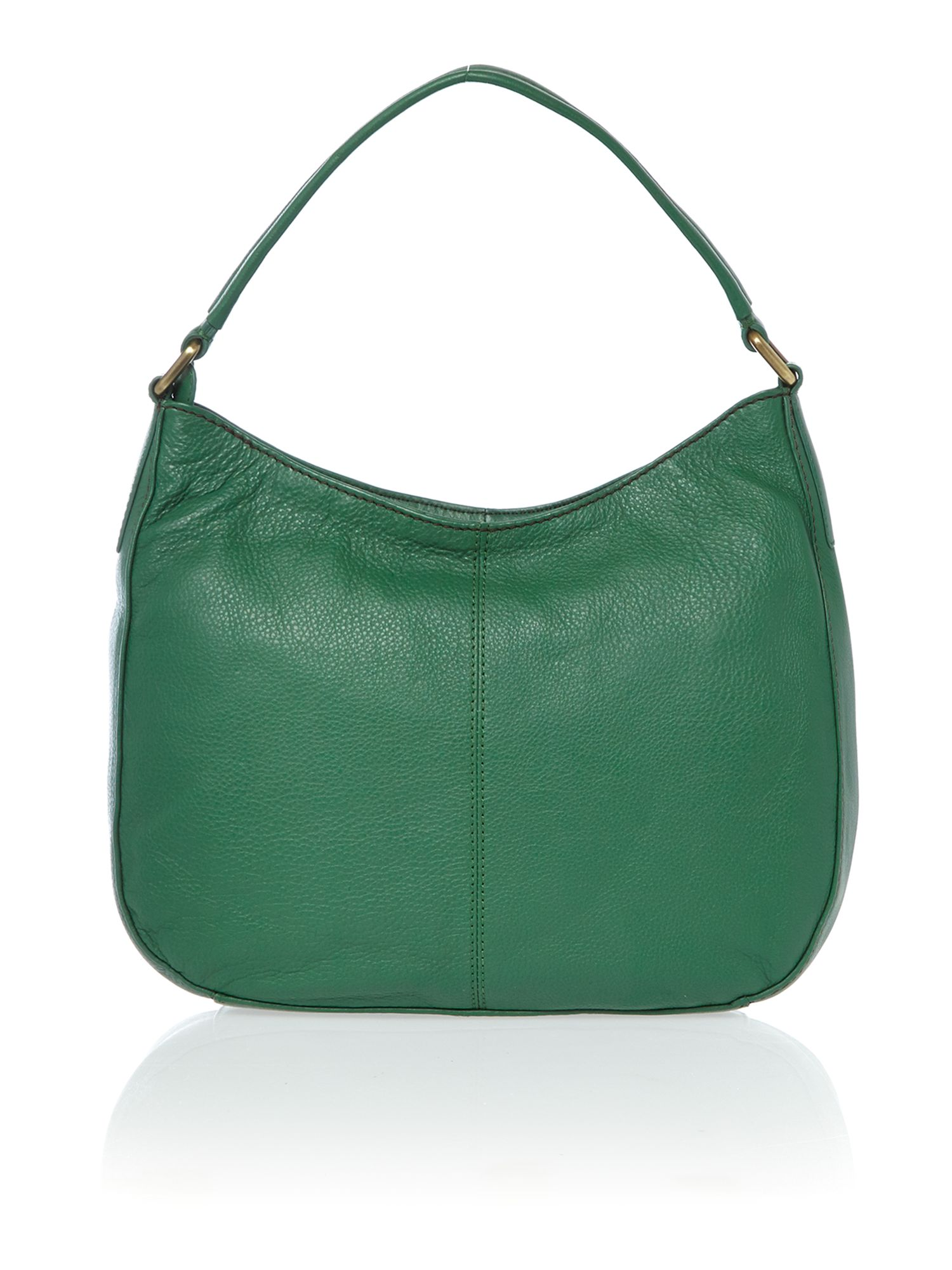 Datchet green hobo bag