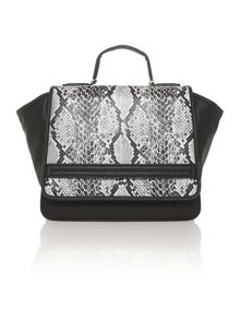 Claude winged tote bag