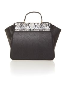 Claude winged tote