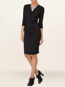 Rhia wrap dress