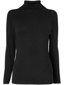 Rhea roll neck jumper