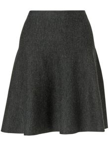 Freja fit and flare skirt