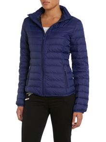 Short padded jacket