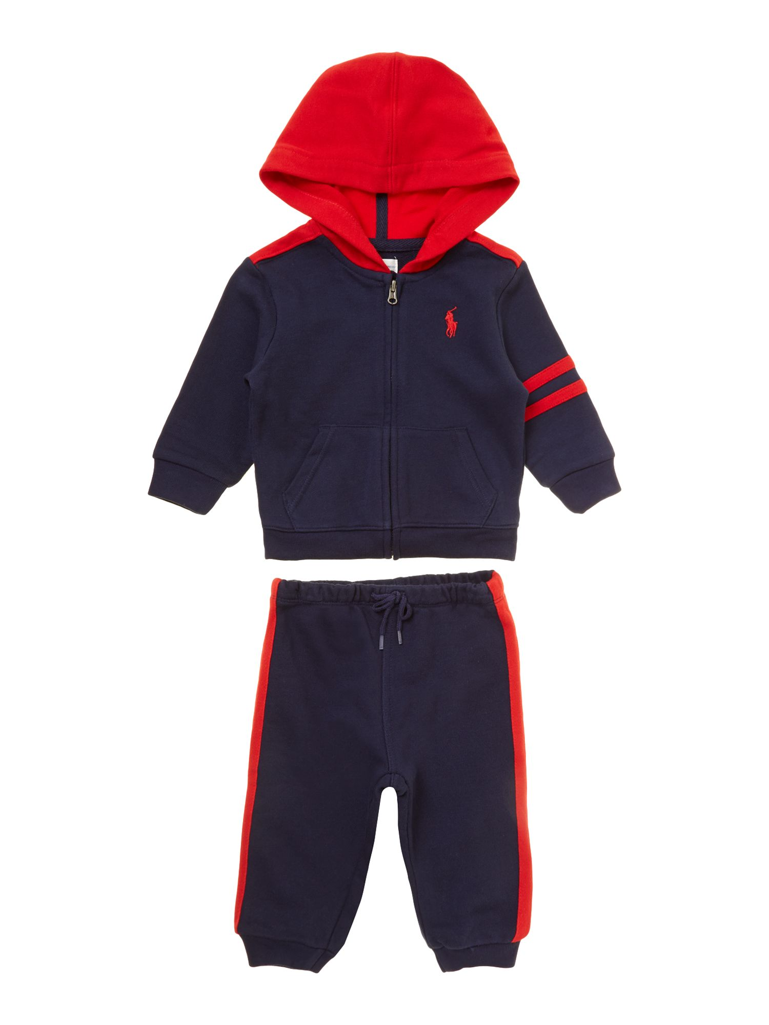 Baby boys tracksuit set