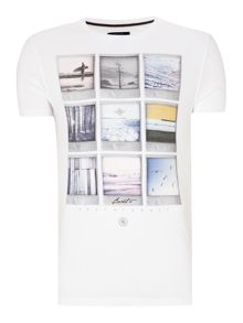Snapshot Graphic Tee
