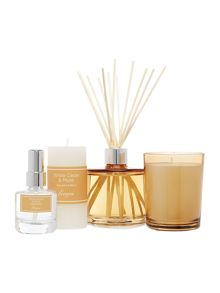 White cedar & musk luxury gift set