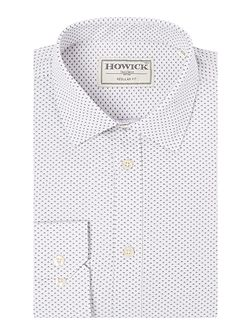 Barnstead arrow print shirt
