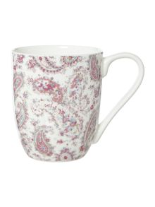 Scattered Rose Pink S/2 mugs