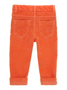 Baby girls corduroy trousers
