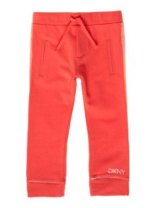 Baby girls fleece trousers