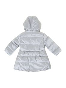 Baby girls wadded down jacket