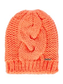 Girls knitted hat