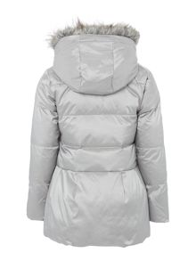 Girls wadded down jacket