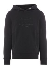 Boys fleece hoody
