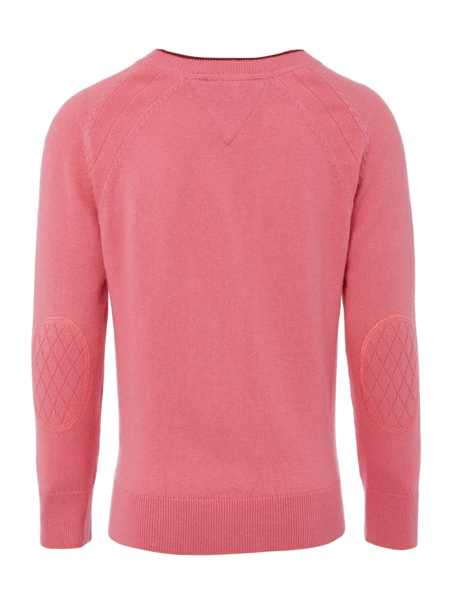 Boys cashmere knitted sweater