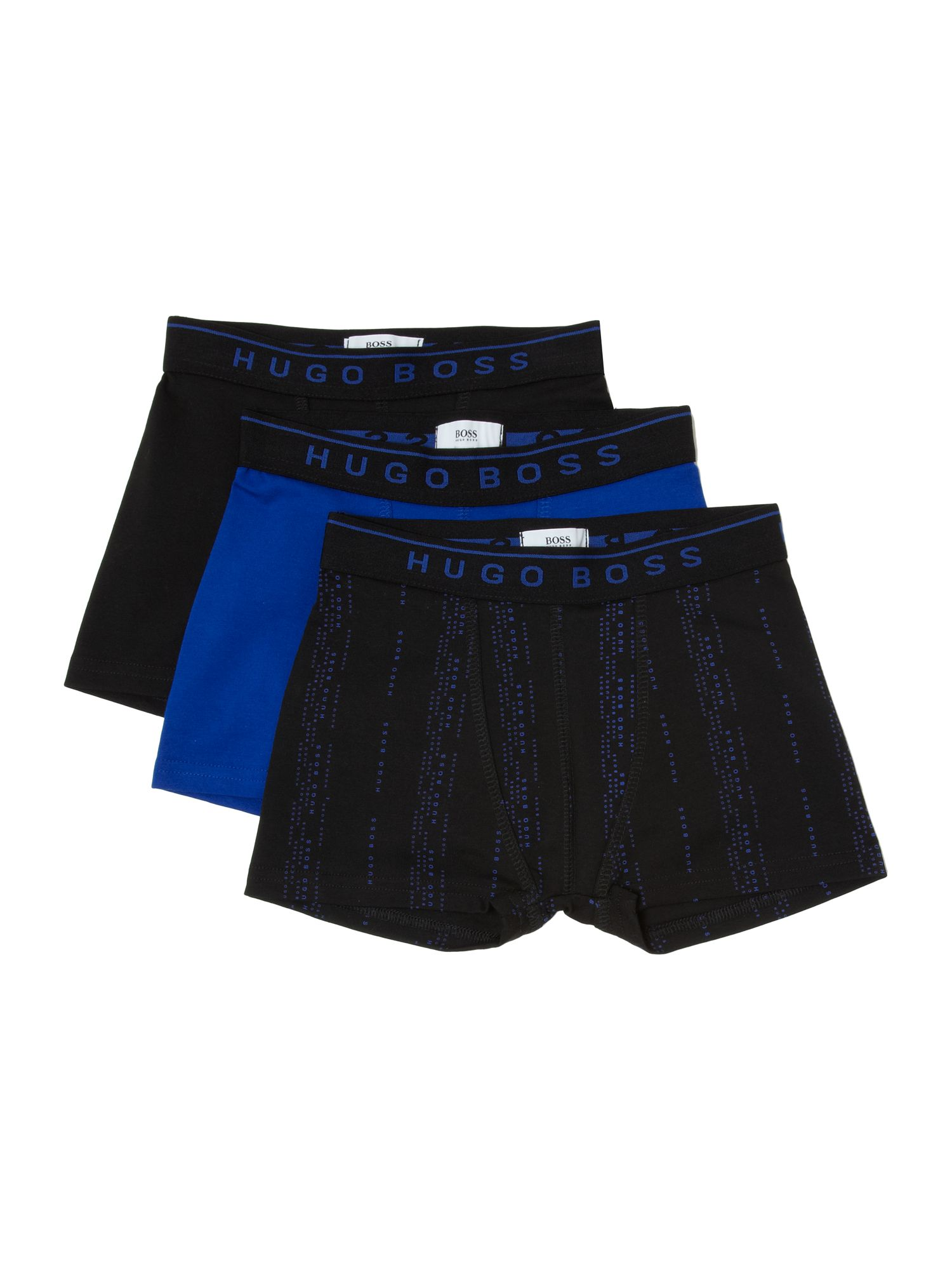Boys set of boxer shorts