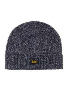 Boys knitted beanie hat
