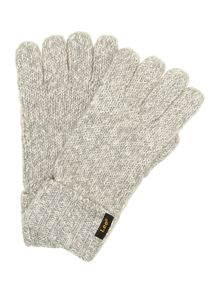 Boys knitted gloves