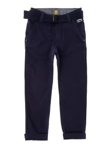 Boys twill trousers